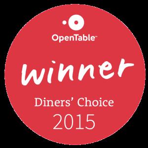 Diner's Choice 2015 FareStart Restaurant
