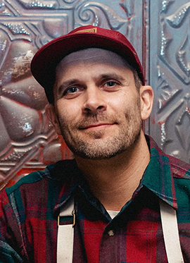Chef Aaron Willis, Ciudad