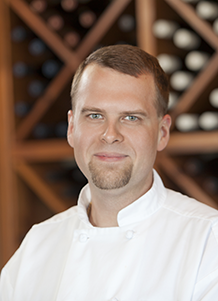 Chef Adam Hagen, Alderbrook Resort & Spa