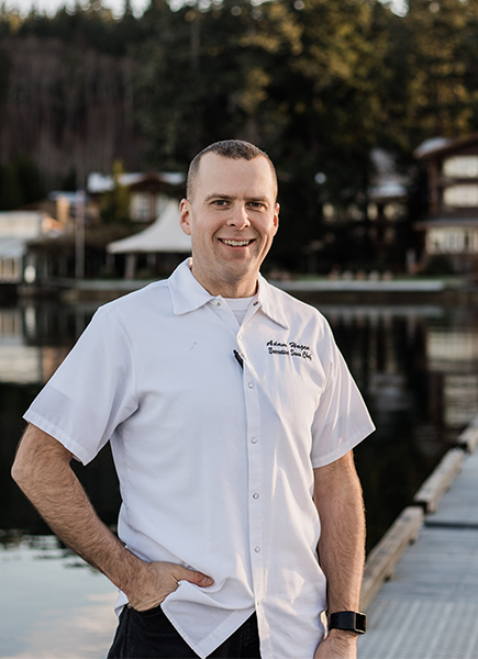 Chef Adam Hagen | Alderbrook Resort & Spa