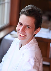 Chef Amy McCray, Tilikum Place Cafe