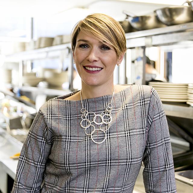Angela Dunleavy Stowell | FareStart CEO