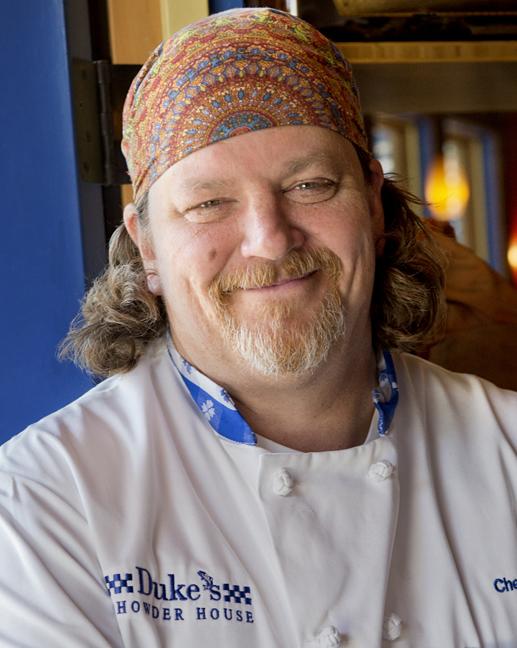 Chef Bill Ranninger, Duke's Chowder House