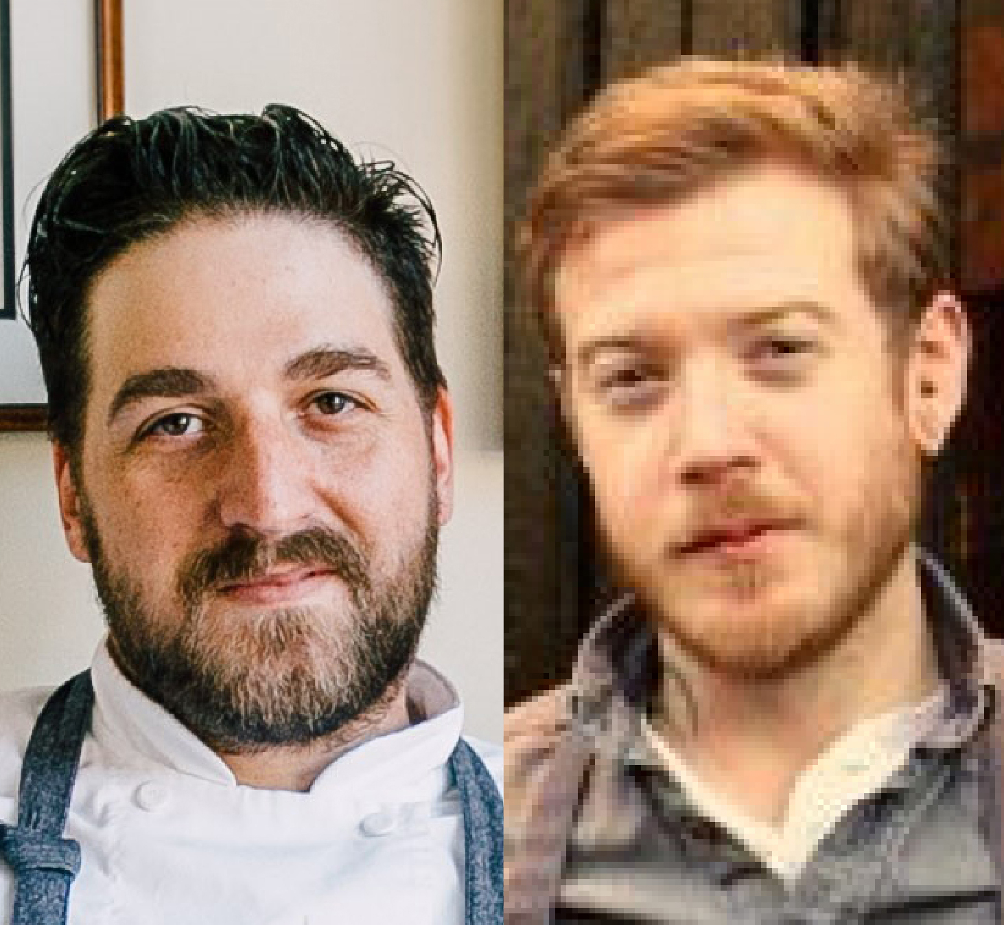 Chefs Brian Cartenuto & Derek May | Cantinetta