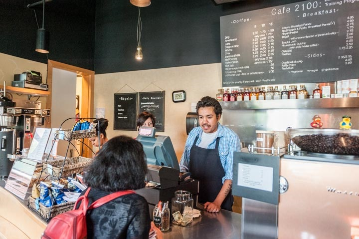 Cafe 2100