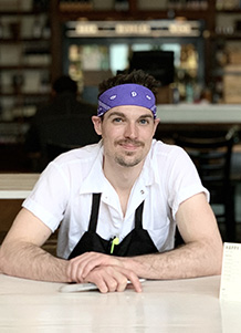 Chef Alex James | Oddfellows