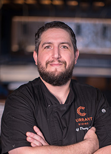 Chef Leif Thornquist | Currant Bistro