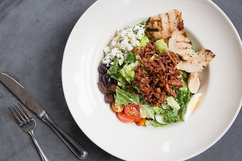 FareStart Restaurant Cobb Salad