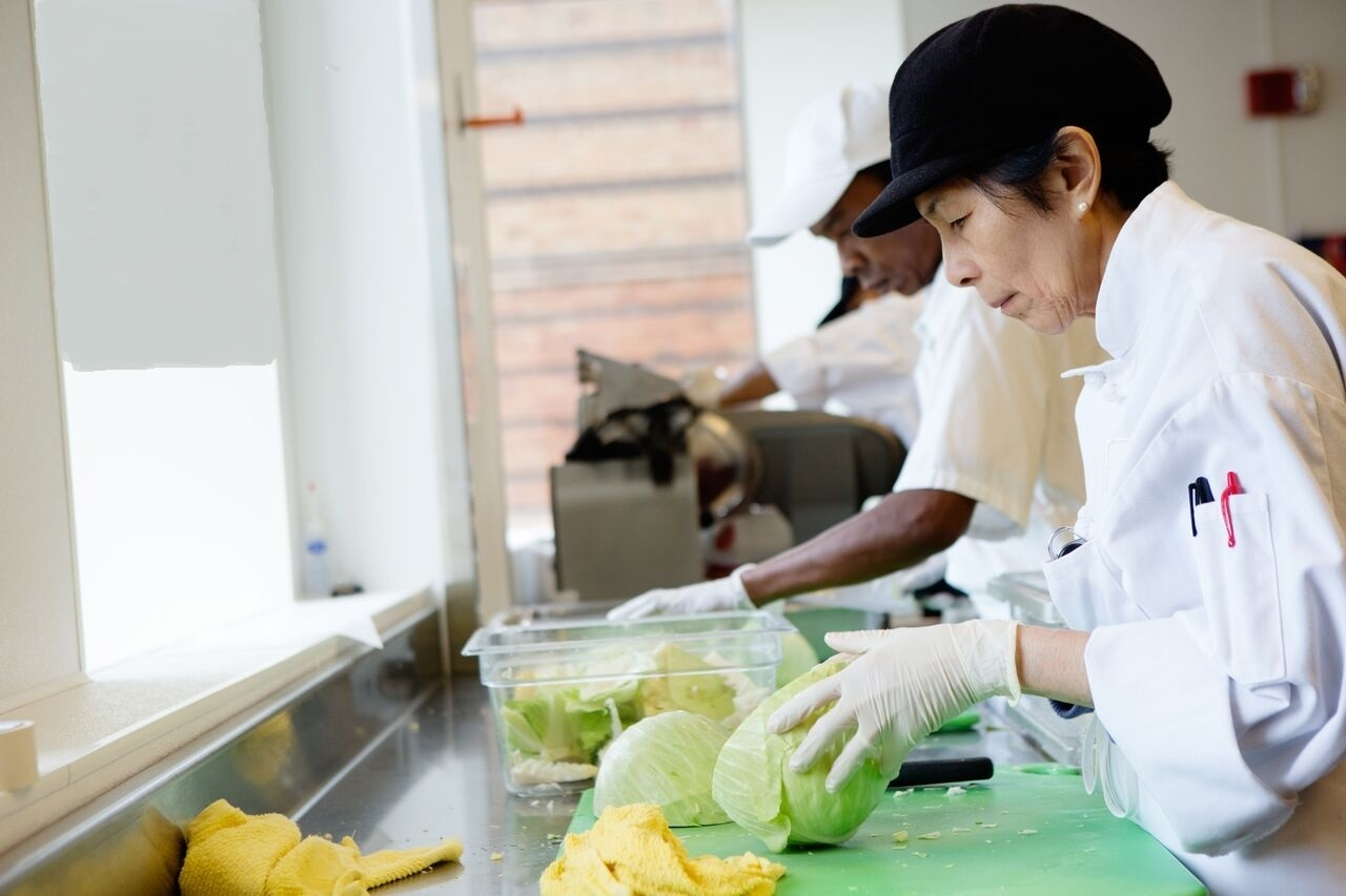 FareStart provides community and school meals