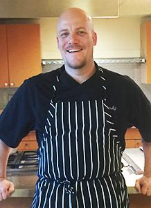 Chef Darin Gagner | PCC Community Markets