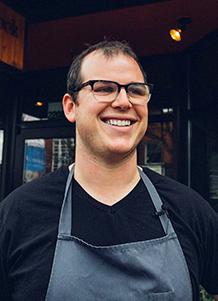 Chef David Glass | Bounty Kitchen