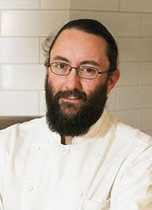 Chef Dylan Giordan, Piatti
