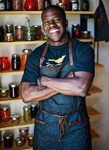 Chef Edouardo Jordan | Salare