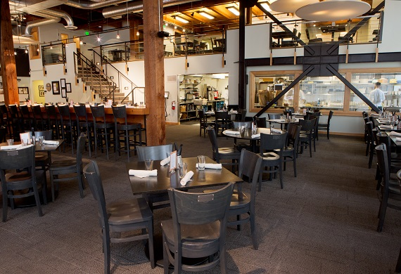 Enjoy the relaxing atmosphere at FareStart in Seattle