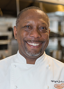 Chef Wayne Johnson | FareStart