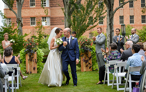 FareStart Catering | Lawn Ceremony