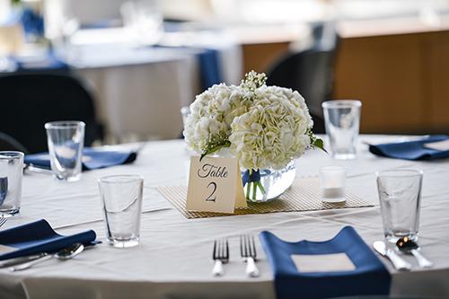 FareStart Catering   Table Setting