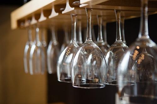 Enjoy beverages at FareStart Restaurant in Seattle