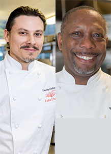 Wayne Johnson Timothy Delling | The FareStart Restaurant