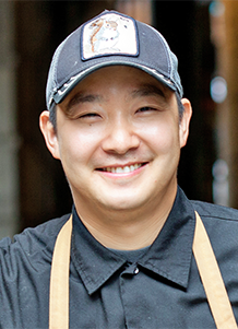 Chef Heong Soon Park | Chan