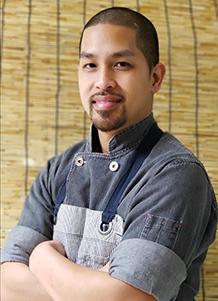 Chef Jason Velasquez