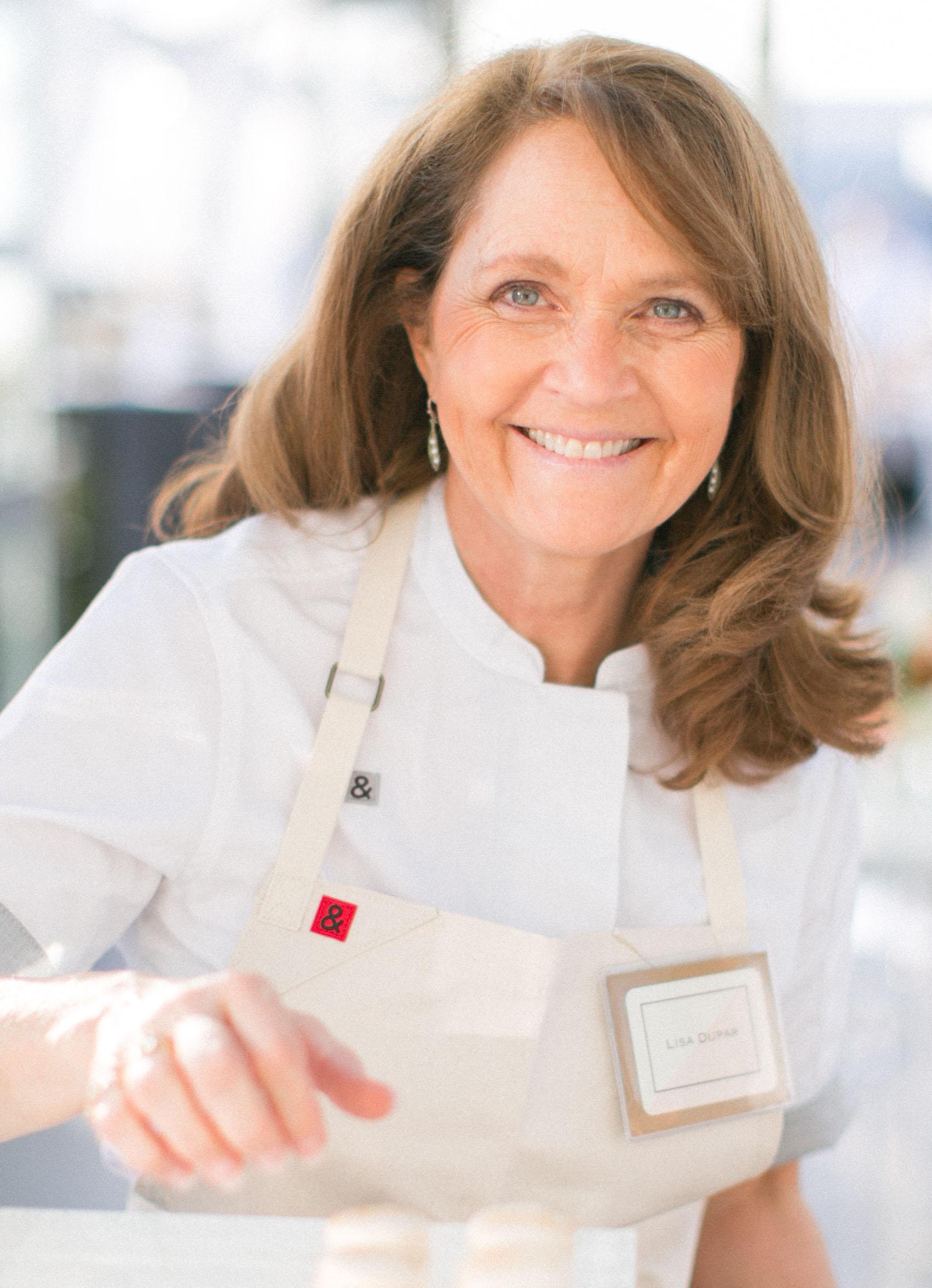 Chef Lisa Dupar, Pomegranate Bistro