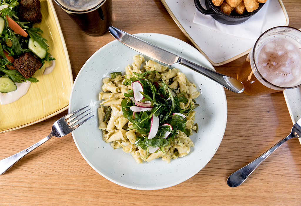 Spring Pasta | Maslow's