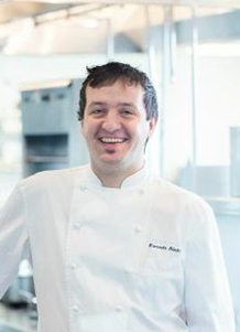 Chef Riccardo Bilotta | Columbia Tower Club
