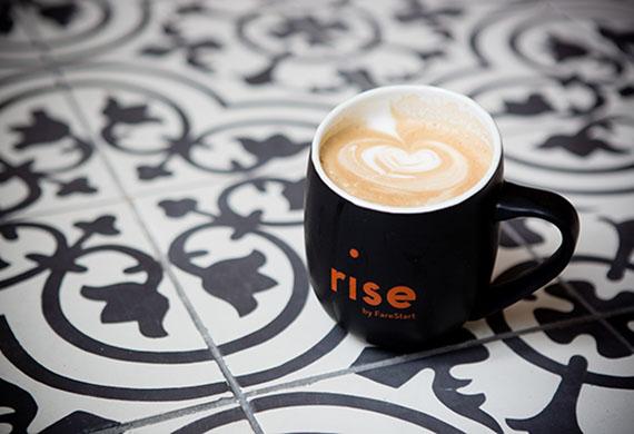 Rise by FareStart