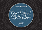 25th Annual Great Foods, Better Lives Gala Auction