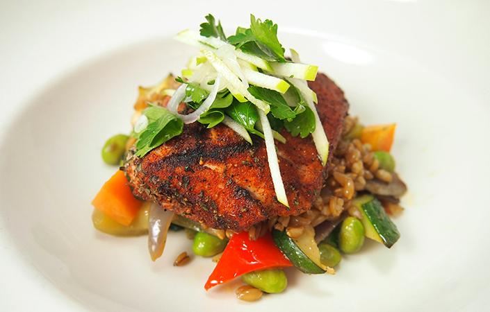 FareStart Catering | Salmon