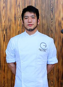 Chef Shota Nakajima, Adana