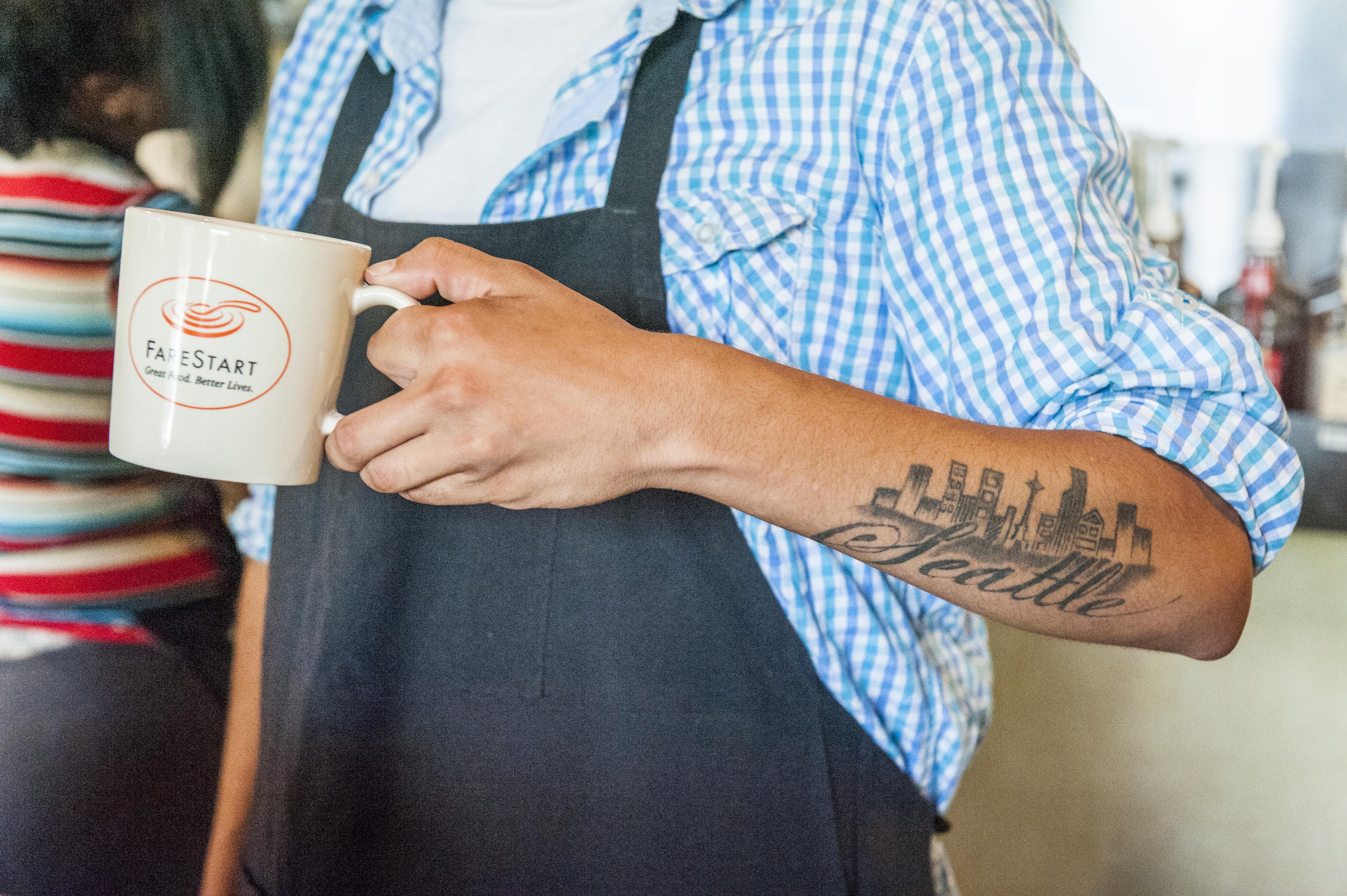 FareStart Cafe @ 2100