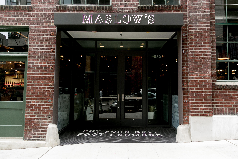 Maslow's Entrance